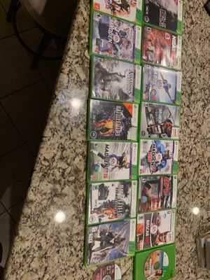 Xbox 360 games for Sale in South Riding, VA