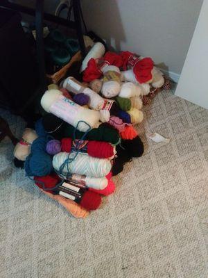 Yarn for Sale in Graham, WA