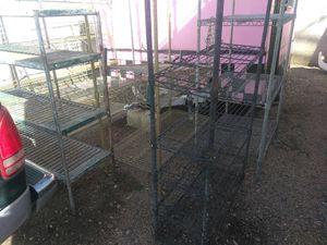 Shleves metal for Sale in Phoenix, AZ