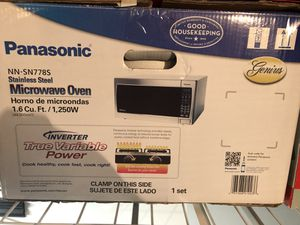 Panasonic Microwave Oven for Sale in Herndon, VA