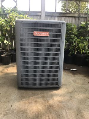 I have 2 units. Goodman AC Condenser 16 seer for Sale in Nashville, TN