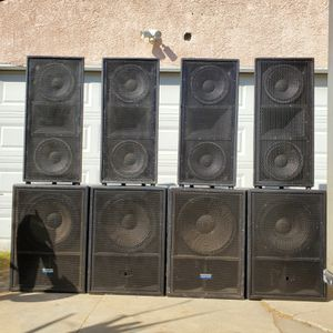 Sound Equipment for Sale in Whittier, CA