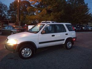 02 Honda Crv runs good just replaced the transmission 1 owner for Sale in Riverdale, GA