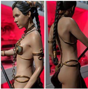 Sideshow Collectibles Star Wars Slave Leia Premium Format Statue for Sale in Montebello, CA