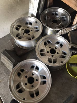 Ford ranger wheels for Sale in Escondido, CA