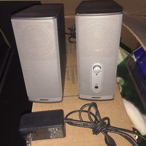 Bose Companion 2 Series II Multimedia Speaker System for Sale in Monterey Park, CA