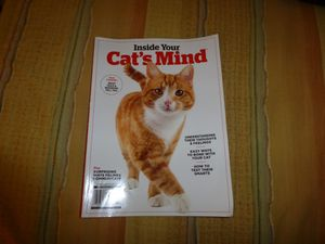 Inside Your Cat's Mind Special Issue Magazine, May 2020 for Sale in Northumberland, PA