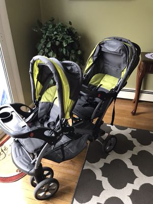 Baby trend double stroller for Sale in Revere, MA