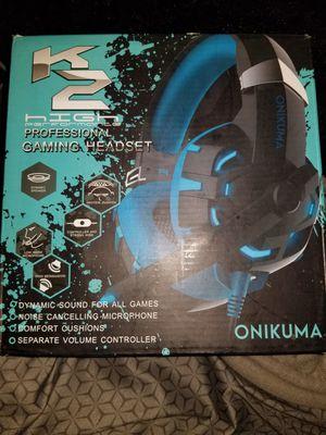K2 gaming headphones for Sale in Aurora, CO