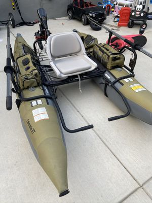 COLORADO XT pontoon with upgrade for Sale in South San Francisco, CA