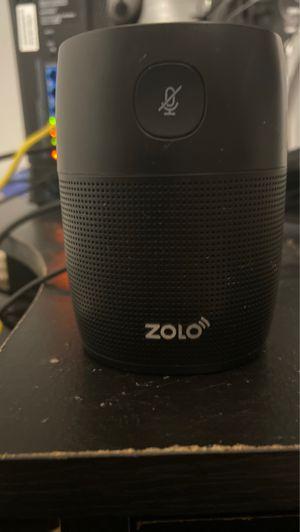 A zolo Bluetooth google home speaker for Sale in Winter Haven, FL
