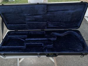 guitar case for Sale in Niagara Falls, NY