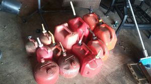Gas Cans for Sale in Frederick, MD