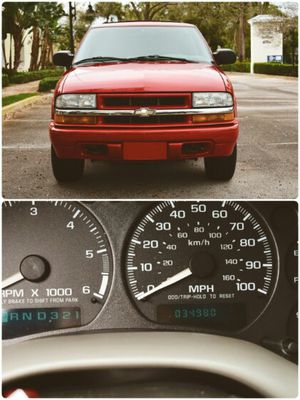Strong 2004 Chevy Blazer 4x4 for Sale in New York, NY