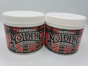 Champkom Pomade 4 oz 2 pack for Sale in Orange, CA