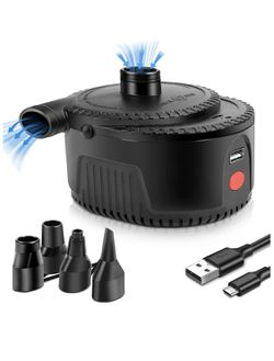 Rechargeable Air Pump with 4000mah Battery  for Sale in Queens, NY