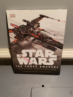Star Wars The Force Awakens Incredible Cross-Sections for Sale in Jacksonville,  IL