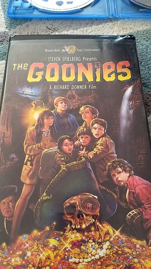 Good condition! Goonies on VHS! Blast from the past! for Sale in Gresham, OR