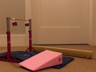 American Girl Doll Gymnastics Set for Sale in Denver,  CO