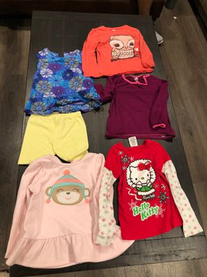 4T-5T clothes. for Sale in Santa Fe Springs, CA