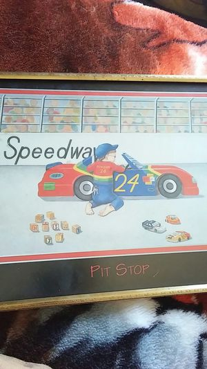 """Jeff gordon picture 8"""" x 11"""" for Sale in Muscatine, IA"""