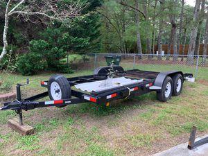 Car Hauler, 7 x 16 Trailer for Sale in Snellville, GA
