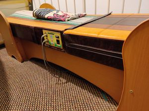 Migun HY-5000 massage bed / back pain reliever (thermal physiotherapy) for Sale in Phillips Ranch, CA