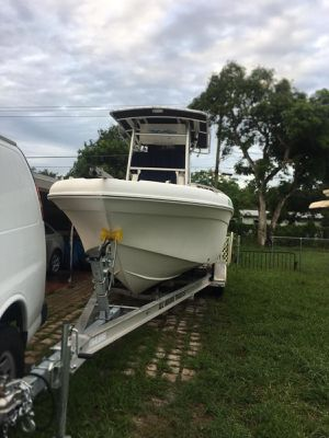 "2002 Sea Chaser boat 24."" for Sale in Hollywood, FL"