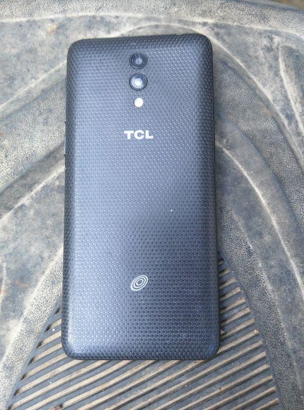 TCL straight talk phone