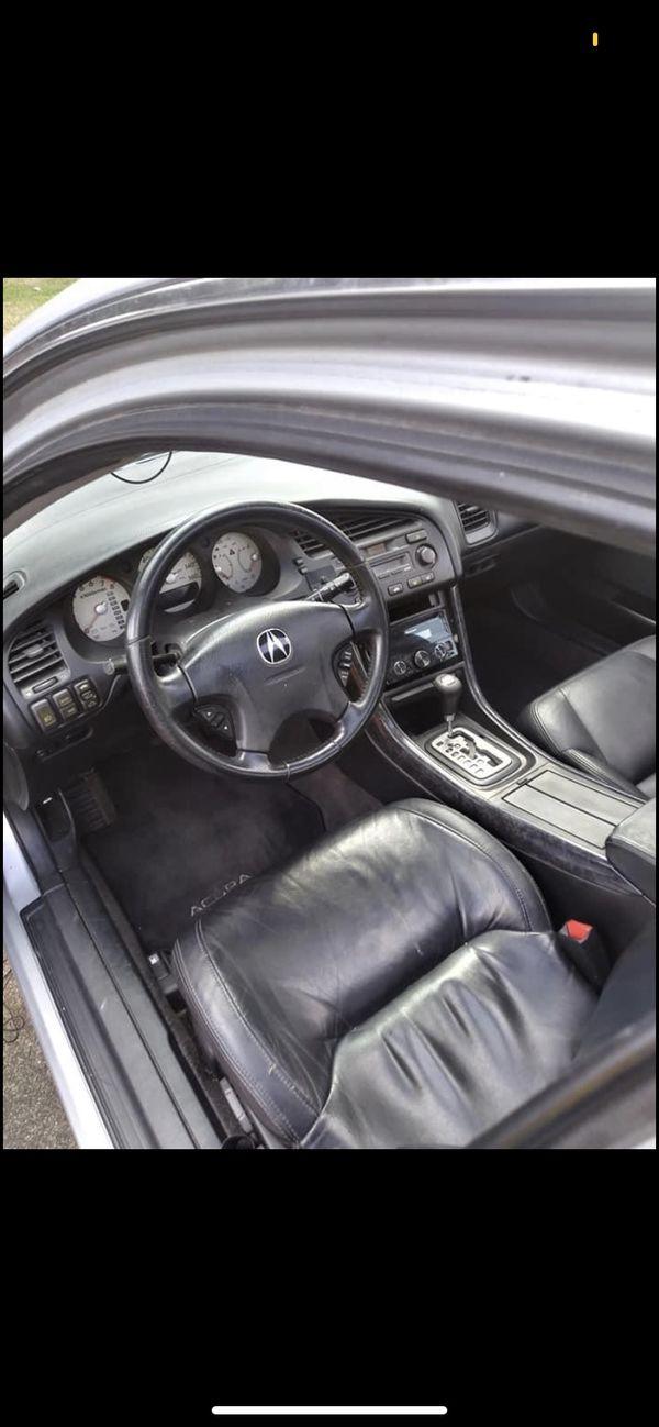 2002 Acura TL 3.2 Type S Sedan 4D