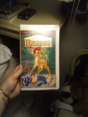 55th anniversary of Walt Disney's Masterpiece Bambi for Sale in UPPR Saint CLAIR, PA