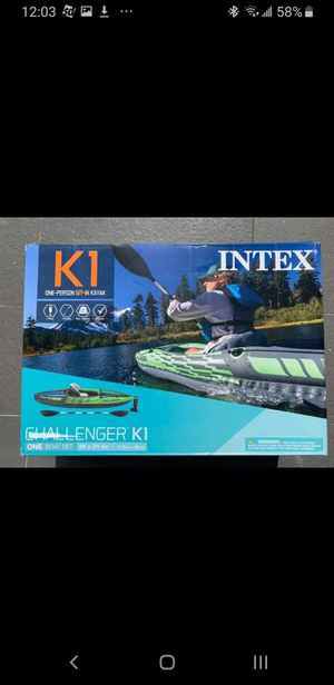 K1 Kayak multiple in hand for Sale in Naperville, IL