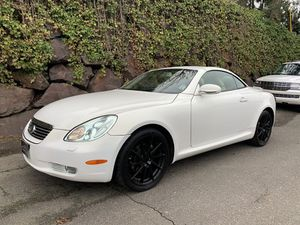 2004 Lexus SC 430 for Sale in Bothell, WA