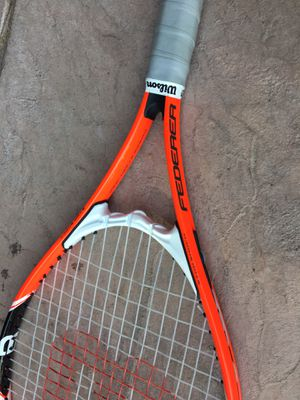 Wilson Federer Tennis Racket . Excellent condition. for Sale in Fremont, CA
