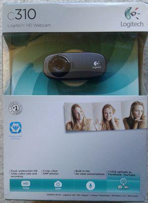 Logitech HD C310 webcam for Sale in Redmond, WA