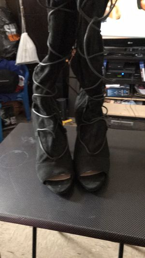 Thigh high boots for Sale in The Bronx, NY