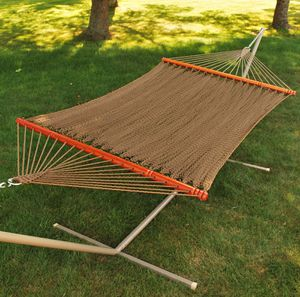 Algoma 4910 Two Point Tight Weave Caribbean Hammock for Sale in Lemont, IL