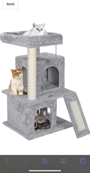 Brand new! Cat post, cat bed, cat scratcher, cat bed! for Sale in Fort Worth, TX