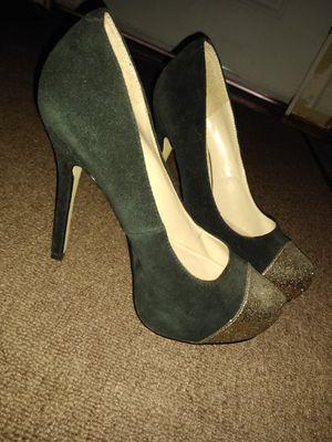 Steve madden black heels for Sale in Orlando, FL