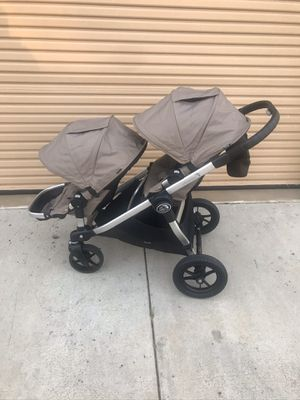 City Select Double Stroller Like New for Sale in Chula Vista, CA