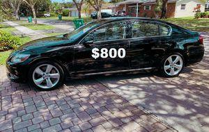 🍁Up for sale $8OO Full price 2010 Lexus GS.🍁 for Sale in Bridgeport, CT