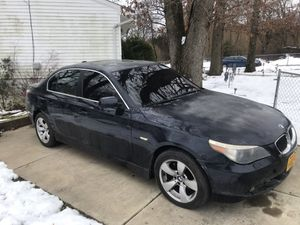 Bmw 525xi, 2006 push button start, clean title in hand 223k for Sale in Mount Rainier, MD
