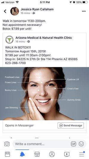 Botox sale for Sale in Phoenix, AZ