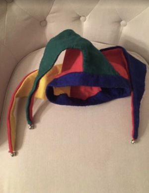 Multi-color Jester Clown Hat for Sale in Chandler, AZ