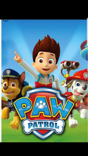 Huge Paw Patrol Lot for Sale in Fort Worth, TX