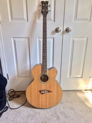 DEAN EABC acoustic electric bass guitar for Sale in Worcester, MA