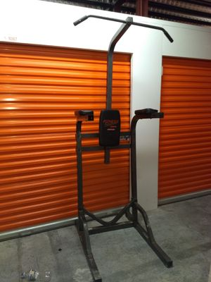 Fitness Station Power Tower for Sale in Morrow, GA