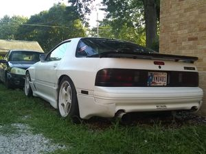 1987 turbo ll mazda rx7 for Sale in Indianapolis, IN