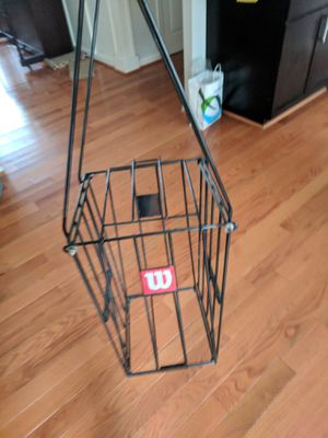 Tennis ball carrying cage for Sale in Reston, VA