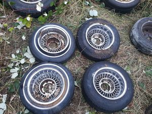 13in wirewheels for Sale in Tacoma, WA